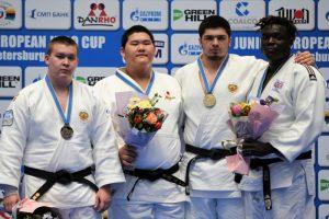 Студент Многопрофильного колледжа ТИУ завоевал серебро Кубка Европы по дзюдо