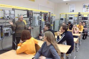 Ямальские школьники погрузились в студенческую жизнь