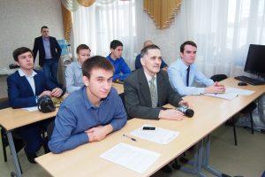 Студенты опорного вуза презентовали разработки в АО «Связьтранснефть»