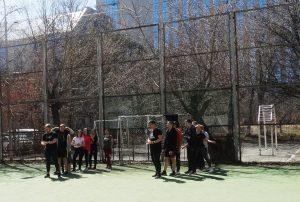 Спортивная эстафета
