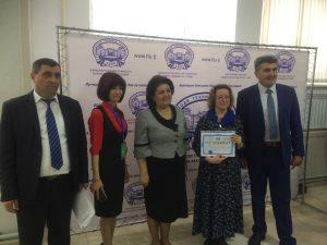 Выставка ТТУ им. академика М.С. Осими в Технопарке