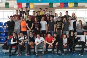 Участники Дня спортивных достижений