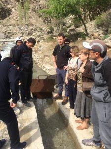 Село Гушары, выезд вместе с Всемирной организацией здравоохранения