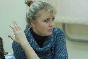 Руководитель Центра компетенций по стандартам WorldSkills-Russia ТИУ Ольга Старовойтова