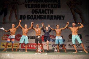 Победители и призёры соревнований по бодибилдингу в Челябинске