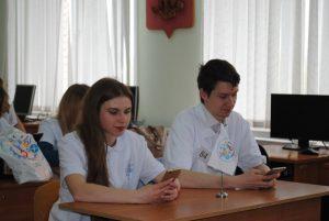 Студент Многопрофильного колледжа принял вызов в Новосибирске