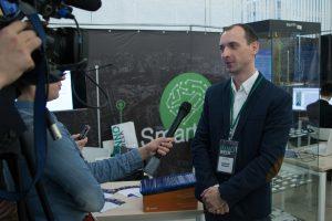 Специалист Центра интеллектуальных систем ТИУ Владимир Доманский