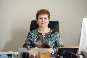 Поздравляем с Днём рождения и.о. ректора ТИУ Веронику Ефремову!