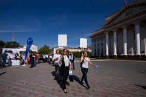 День знаний для четырёх тысяч первокурсников ТИУ станет особенным