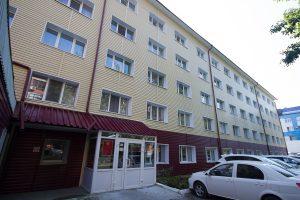 Общежитие №15