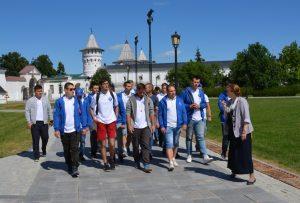 В Тобольском Кремле
