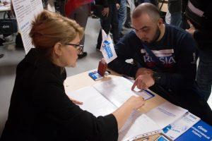 Ярмарка вакансий ПАО «Газпром» - отличная площадка для нетворкинга