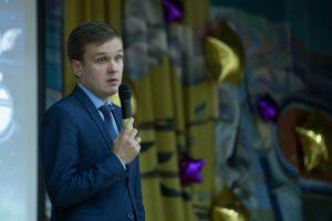 начальник управления профессиональной ориентации и довузовской подготовки Альберт Мальшаков