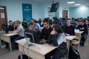 В ТИУ состоялась битва перспективных программистов