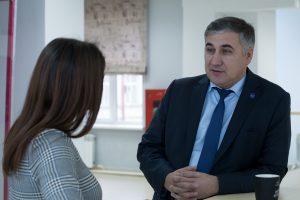 Интервью с А.Л. Пимневым