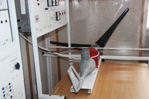 модель ветрогенератора