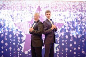 Никита Курманчук и Дмитрий Котов