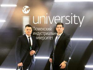Участники проекта: Марсель Кадыров и Денис Другов