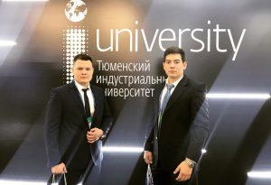 Марсель Кадыров и Денис Другов
