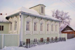 Музей Григория Распутина (с. Покровское)