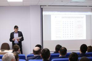 Заместитель главного инженера по эксплуатации ПАО «ФСК ЕЭС» - МЭС Западной Сибири Евгений Ермолин