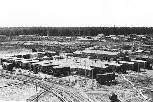 Посёлок Мортка