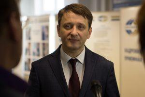 Начальник Управления по работе с кадрами ПАО «Сургутнефтегаз» Руслан Куза