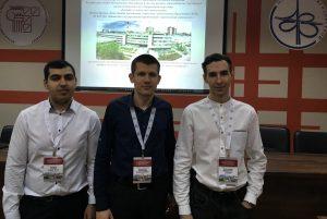 Александр Жигайлов, Эльвин Новруз Сейдов и Александр Романов