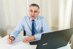 Руководитель проектного офиса Высшая инженерная школа EG  Алексей Пимнев