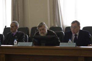 Геннадий Щербаков, Алексей Клюкин и Александр Еманов (слева направо)