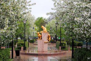 Сотрудники ТИУ познакомились с историей первого русского города в Сибири