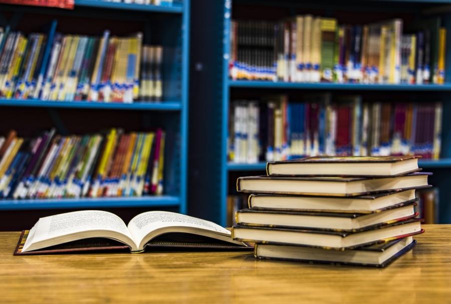Картинки библиотеки с книгами