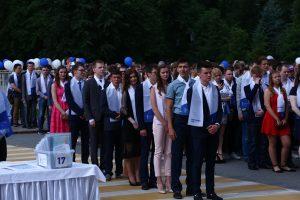 Выпускники Многопрофильного колледжа ТИУ готовы к получению дипломов