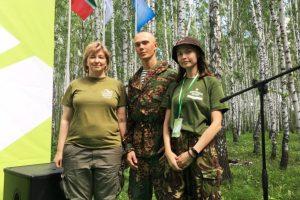 Поисковики отряда «Сибирь» повысили компетенции в Татарстане