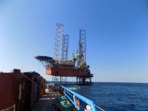 Морская платформа