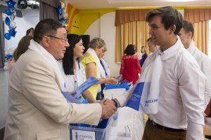 «Студент МПК — опора страны!»: молодые профессионалы получили дипломы об образовании