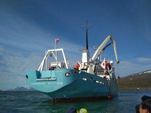 Научно-исследовательское судно «Профессор Молчанов»