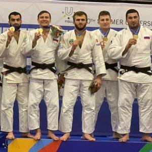Национальная сборная России по дзюдо
