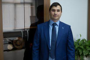 руководитель образовательной программы «Нефтегазовое дело», к.т.н. Руслан Галикеев