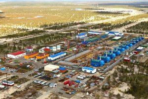 Вынгаяхинский газовый промысел