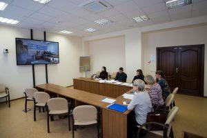 Открытое занятие в Нижневартовске оценивает комиссия по ВКС в Тюмени
