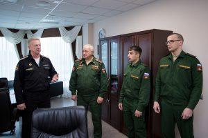 Выпускники  ТИУ пополнят ряды элиты российской армии