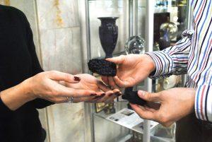 Образцы угля с самой северной точки мира теперь в коллекции Музея ТИУ
