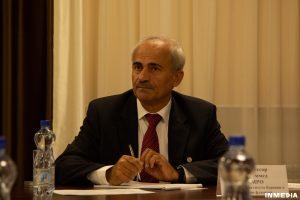 Директор Института бурения и добычи флюидов ТУ Фрайбергская горная академия, профессор Мохаммед Амро