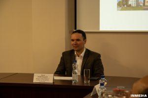 Директор ИГиН ТИУ,  кандидат технических наук Алексей Леонидович Портнягин