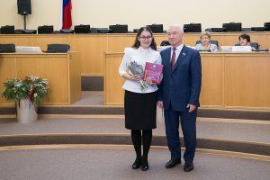 Наталья Литвинова и Сергей Корепанов