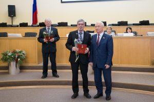 Владимир Сызранцев и Сергей Корепанов