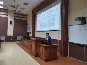Начальник технического отдела АО «Транснефть – Сибирь» Павел Сильницкий