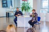 О развитии вуза и личных предпочтениях: ректор ТИУ ответила на вопросы студентов