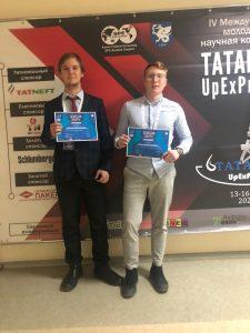 Иван Переплёткин и Дмитрий Копылов